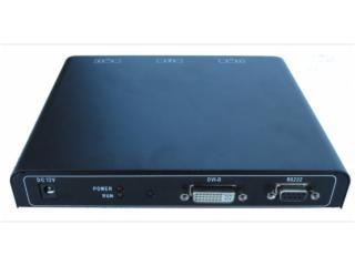 DVI 多屏寶拼接處理器-盤古 DVI 多屏寶拼接處理器