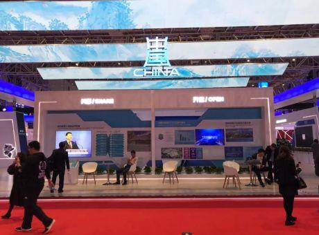 中国进口博览会 CREATOR快捷在行动
