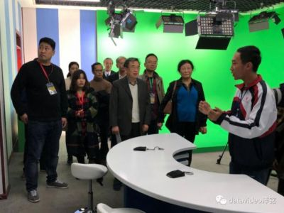 datavideo洋铭 校园电视台风景独好
