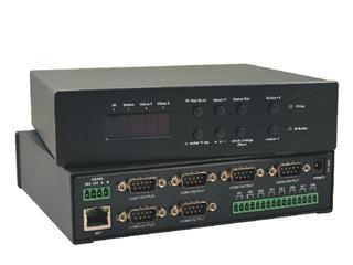 IS-N0806-网络红外串口扩展器