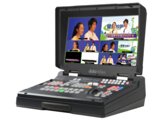 HS-1300-Datavideo洋铭 便携式多机位移动及虚拟演播室