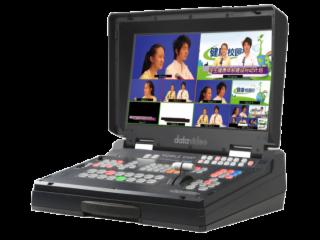 HS-1300-Datavideo洋銘 便攜式多機位移動及虛擬演播室