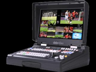 HS-3200-Datavideo洋铭 HD 12通道便携式移动录播演播室