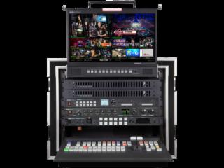 MS-3200-Datavideo洋铭 HD 12通道挪动演播室