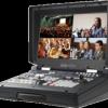 Datavideo洋铭 HD/SD 4通道HDBaseT便携式移动录播演播室-HS-1600T图片