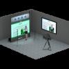 Datavideo洋銘 背投式微課教室-VGB-1000R圖片
