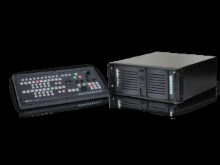 TVS-2000A-Datavideo洋铭 三维带追踪虚拟演播室系统