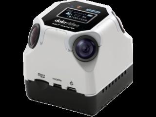 CC-360-Datavideo洋銘 4K 360度全景攝像機