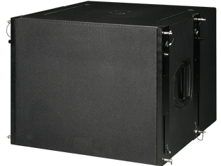 LA-18-单18寸低频线阵列音箱
