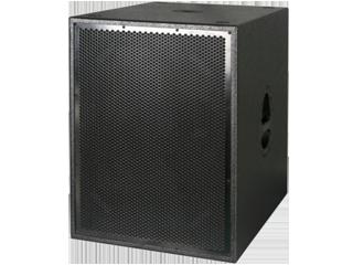 LF-118-單18寸超低音系列音箱