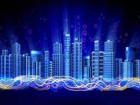 创凯10通道融合打造超具科技感智慧城市体验中心