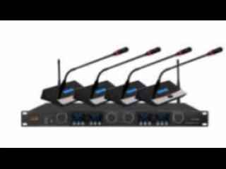 LCA品牌音響系統一拖四鵝頸麥ZC-E4-LCA  ZC-E4圖片