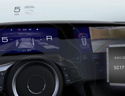 Socionext发布全新量产图像显示控制器,领衔汽车HUD抬头显示器新技术
