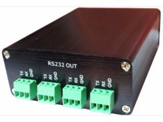 4路RS232双向会议通讯分配器-NK-RS232-04SW图片