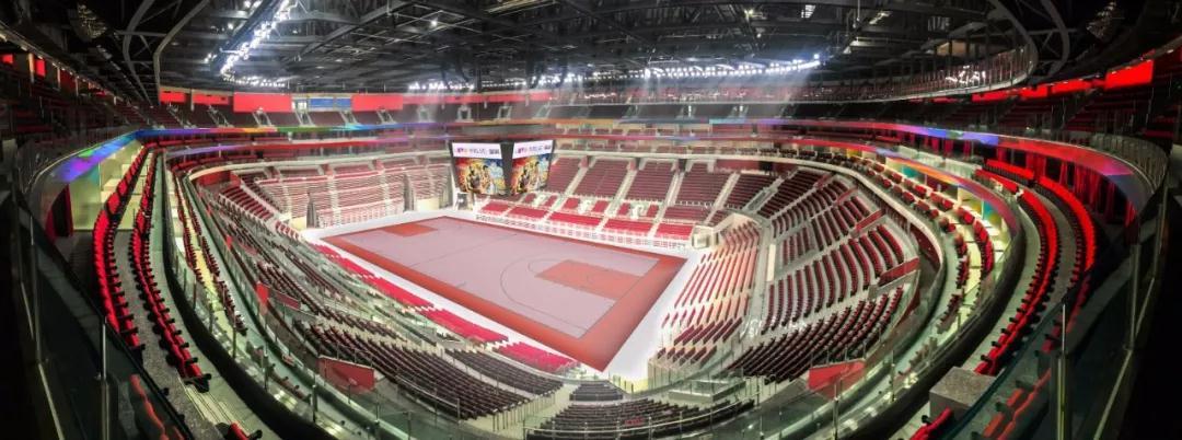利亚德完成西南最大体育馆显示系统
