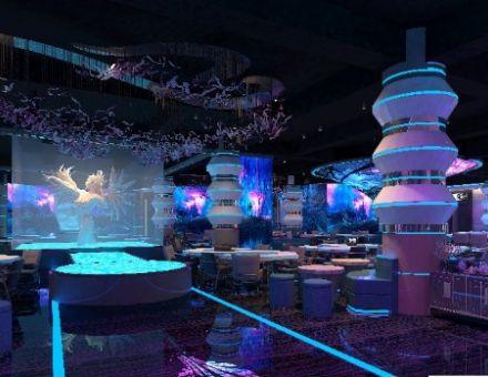 ALTO(欧图)立体呈现技术打造海南省夜店名片
