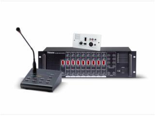 PX-2000-Thinuna PX-2000 多功能8×8音频矩阵广播系统概述