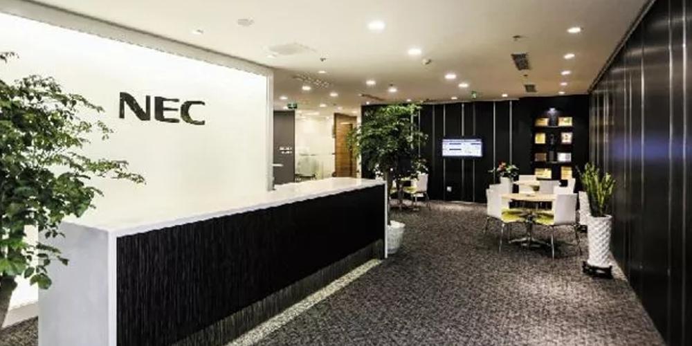 对比测试|晶透银幕在NEC总部展现优异