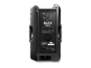 TX-12 有源音箱 (二分频塑胶箱体)-欧图ALTO TX-12 有源音箱 (二分频塑胶箱体)