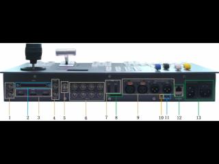 HDS6110-中帝威(DeviceWell) 切換臺 HDS6110