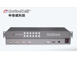 SE1504-中帝威(DeviceWell) DVI四画面分割器 SE1504