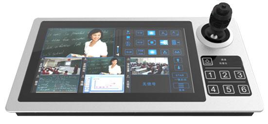 尼科11.8寸屏数字液晶触控导播台