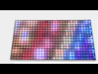 WPXS-LEDP4-P4系列贴膜屏