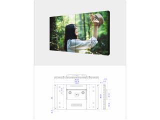 WPXS-MM55PIALH Ⅱ-IPS系列 55寸液晶拼接屏