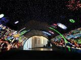 全球最大的OLED 隧道,背后是技嘉BRIX的强力驱动!