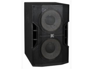 T212Ba-双12英寸有源低频扬声器系统