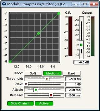 易科国际:动态处理之压缩器