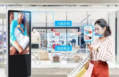 微定位技術+人臉識別, 視美泰的智慧數字標牌解決方案打算把廣告精準推送到你的手機里