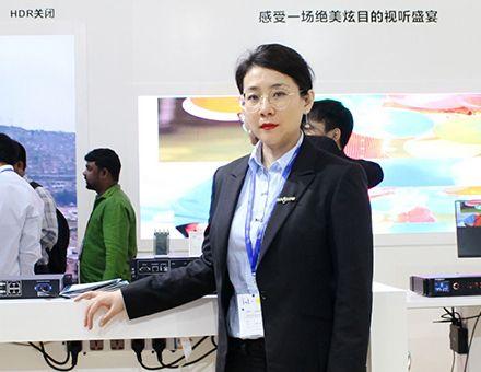 广州ISLE:专访诺瓦科技国际部总监韩靓女士