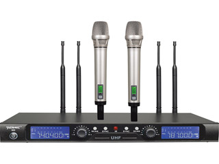 S500H7-舞台演出真分集远程无线麦克风