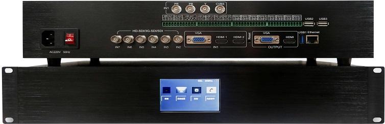尼科 6+1嵌入式录播一体机