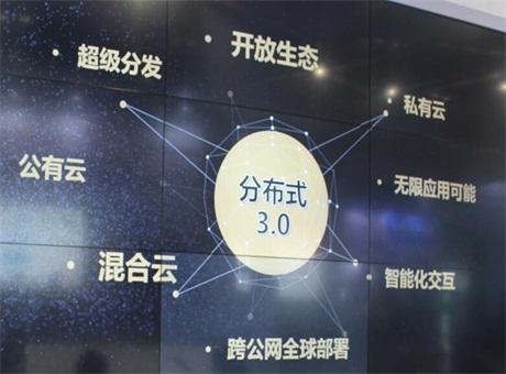 寰视科技发布分布式3.0,了解一下
