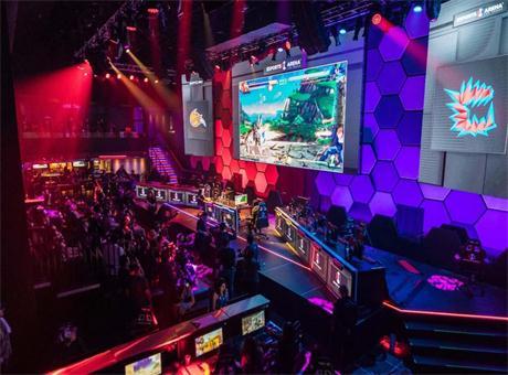 哈曼×联盟电竞,玩转赌城娱乐新风向!