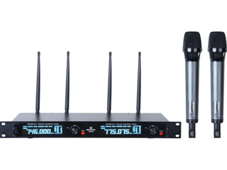LS90RD-演出级真分集无线麦克风