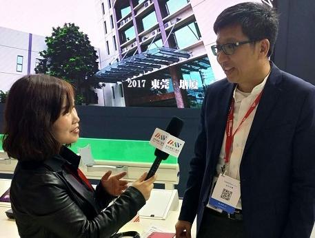 专访控制台名企:照彰实业总经理莫小江