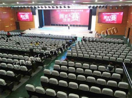 深圳外国语高级中学多功能厅系统设计说明