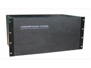 VGA/HDMI-盘古 集中式多路光端机