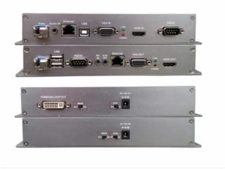 VGA/HDMI-盘古 光端机 带独立音频
