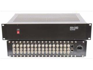 多路-盤古 SDI字符疊加器
