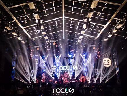 珠江灯光革新打造!Focus Music Live 破壳绽放