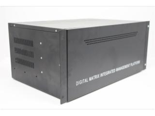XLD7500-15V16-15屏H.265单口网络数字矩阵