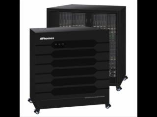 AVMX288288U-Processor-288*288高清混合拼接机箱