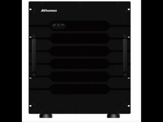 AVMX7272U-Processor-72*72高清混合拼接机箱