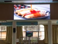 肇庆市端州体育馆室内外LED显示屏