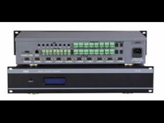 YZ-6000-多功能可编程中控
