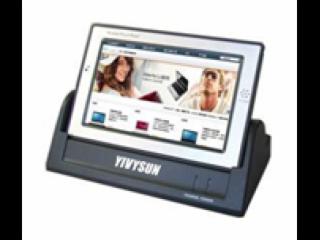 TP-7000WX-7寸全彩无线触摸屏